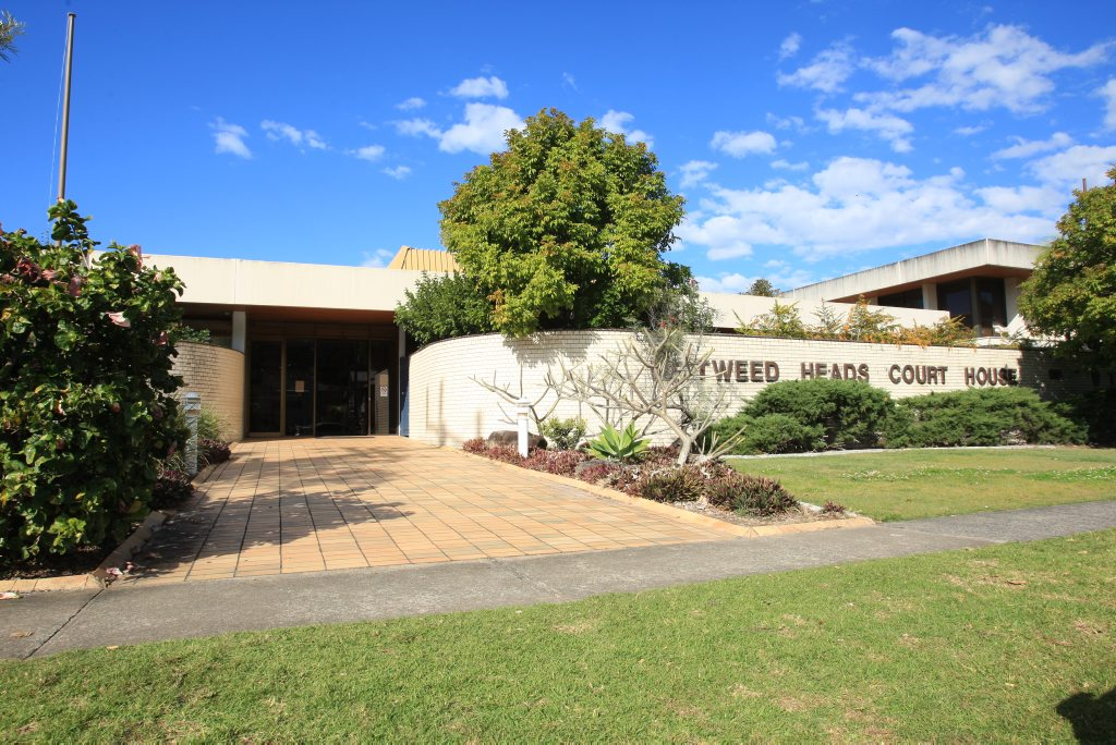 Domestic violence cases were heard at Tweed court.