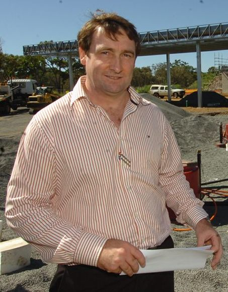 Local developer Glen Winney has resigned from the board of Fraser Coast Opportunities.