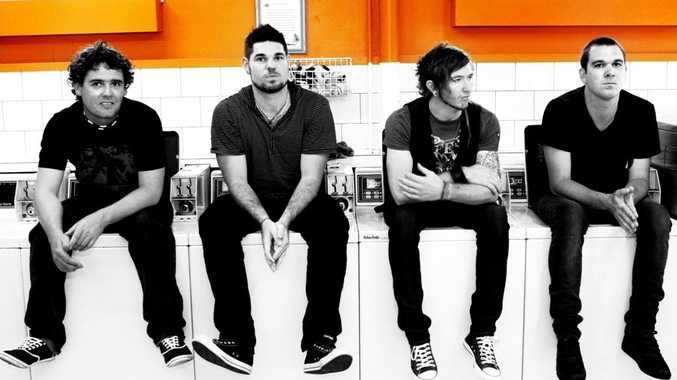 With a new EP, Boyne/Tannum band Epidemic...Over are in for a stellar year and are on the Rockfest 2012 line-up.