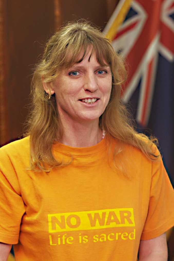 Tweed Shire councillor Katie Milne.