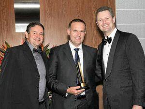 Aerial surveyor wins top award