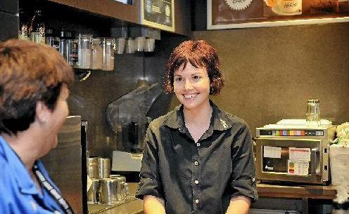 Shift flexibility is an important factor in Renee O'Brien's job.