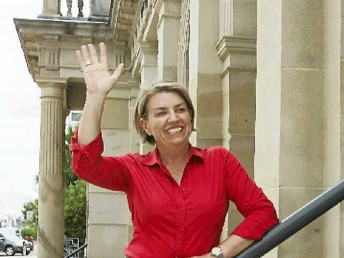 Former Queensland Premier Anna Bligh