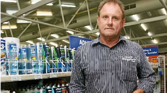 Finch's Mitre 10 manager Geoff Gohdes has welcomed the LNP's boot camp plan.