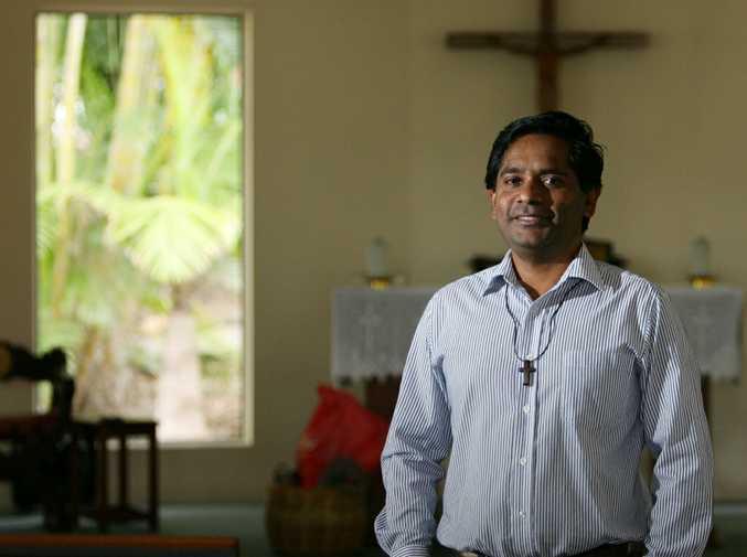 Fr Shaji Joseph will be the new priest at St Luke's Church.