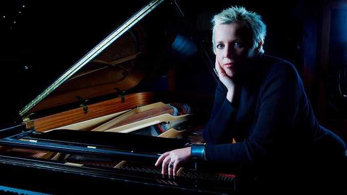 Award-winning Southern Cross University contemporary music graduate Yantra de Vilder.