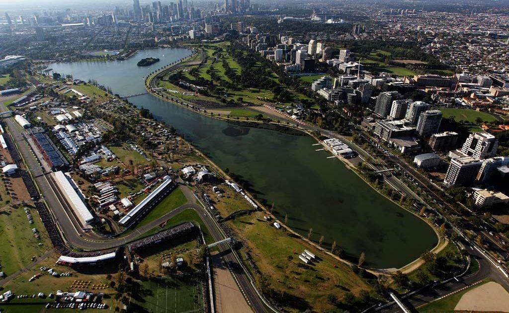 Albert Park.