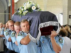Cop killer jailed for life over Rixon murder