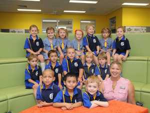 Gympie prep classes 2012