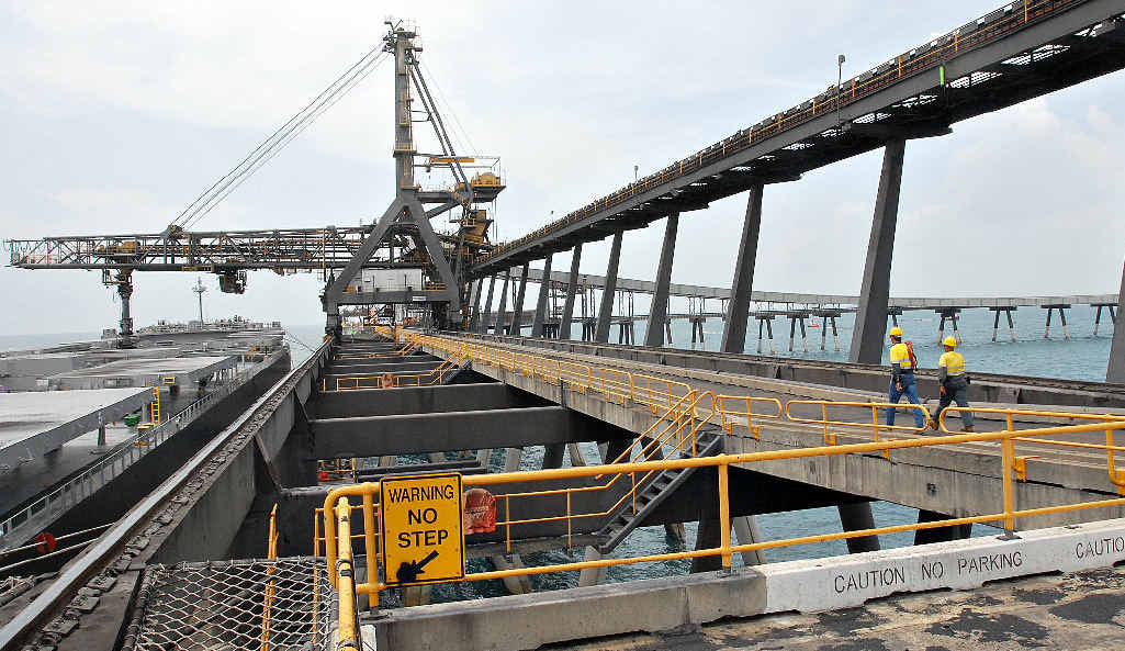 Greenpeace says most Aussies oppose proposed expansion of Abbot Point Coal Terminal.