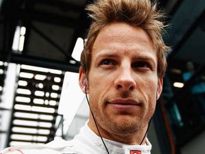 Button wins Belgian GP