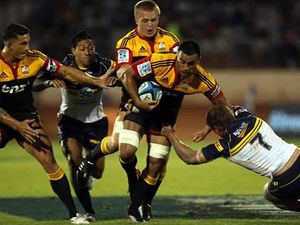 Late scramble for the win by Chiefs
