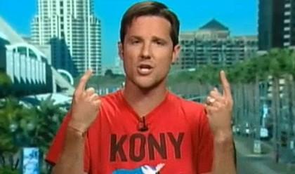 Kony 2012 filmmaker Jason Russell