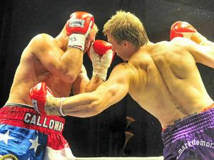Aussie wins boxing main event