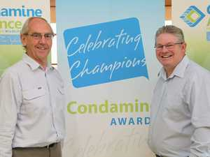 Contributions recognised at awards