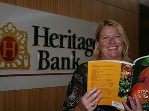 Heritage banks on Gardenfest