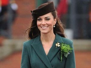 Kate Middleton's First Public Event in 2017