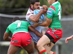 LEAGUE: Sessions with Wynnum Manly Seagulls