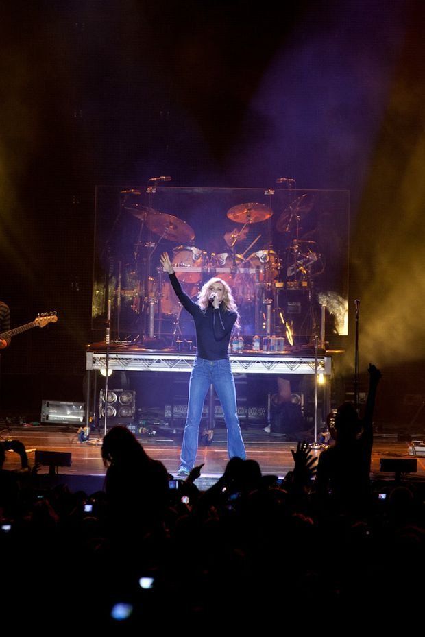Faith Hill performs at CMC Rocks the Hunter.
