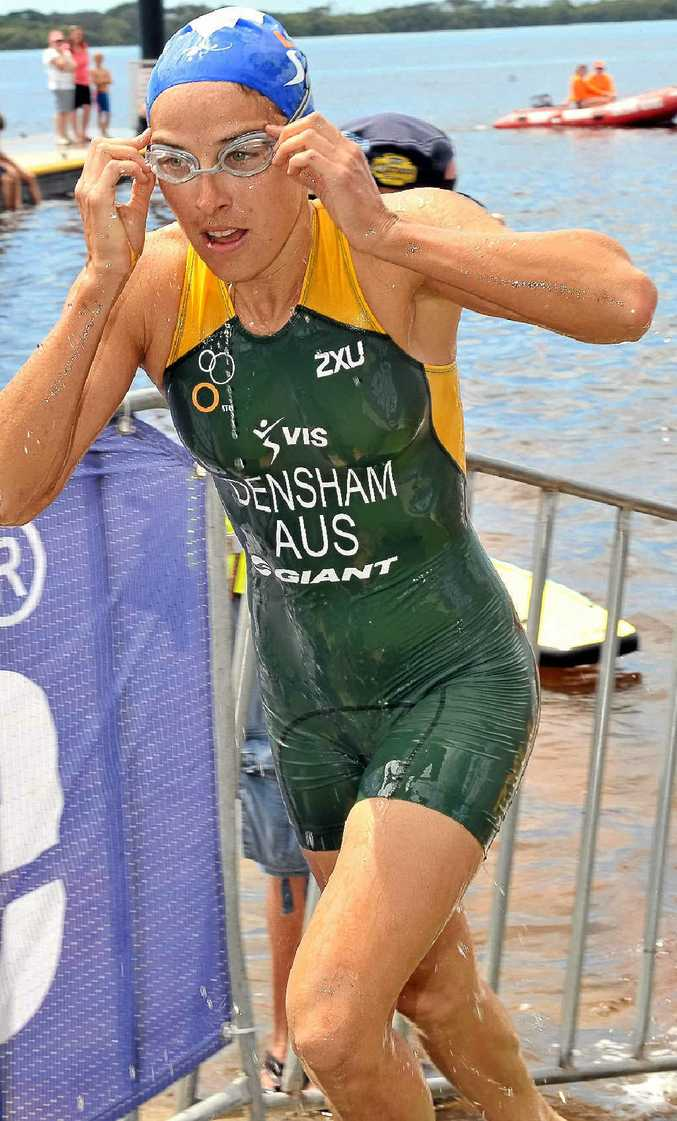 Erin Densham believes nothing but a win will be enough.