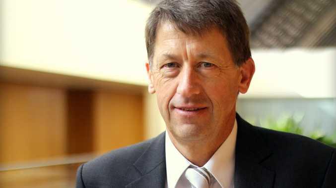NSW Cross Border Commissioner Steve Toms.