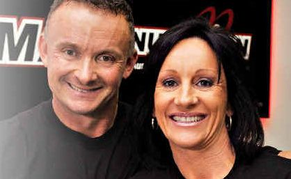 Andy and Donna Cunningham have opened a new business in Toowoomba.