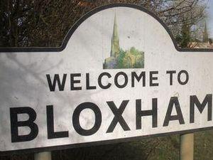 Pretty English village of Bloxham