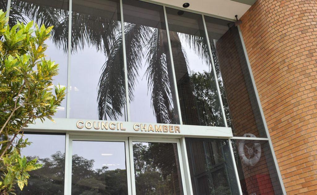 Coffs Harbour Council Chambers. Photo: Rob Wright/ Coffs Coast Advocate