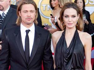 Angelina to be married by brother