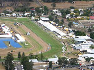 High hopes for a spring start to turf club project
