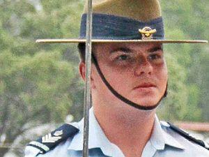 Scholarship honour for cadet