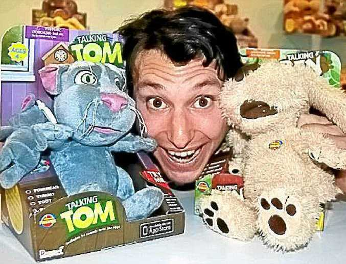 Moose Enterprise's Talking Tom and Ben plush toys were named as the winner in the Girls' Licensed Toy of the Year category.