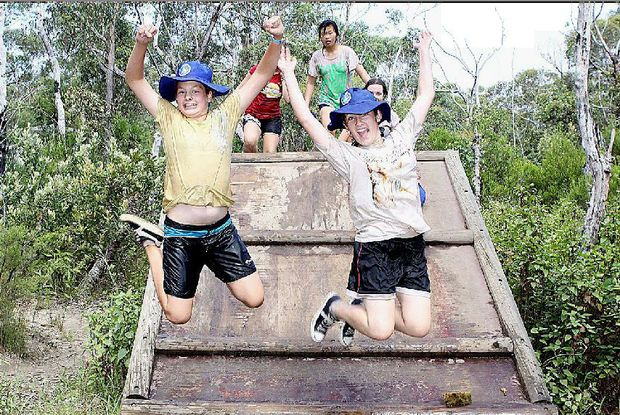 Thousands of scouts will visit Maryborough next year for the 2013 Australian Scout Jamboree.