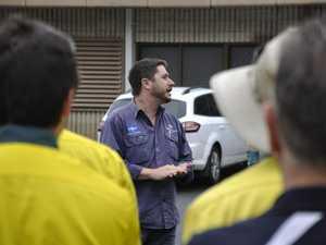 Ergon workers strike