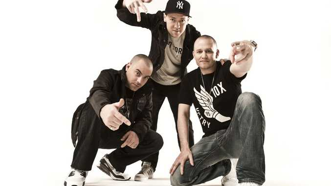 Hilltop Hoods reinvent themselves with Drinking From the Sun.