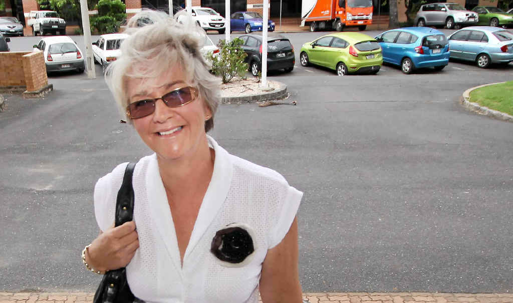 Margaret Strelow tight-lipped on council split