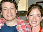 Kristie Welsh got to meet her food hero Jamie Oliver at Ipswich.