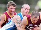 The Maryborough Bears had their first match of the year, against rivals Bay Power, washed out because of heavy rain.