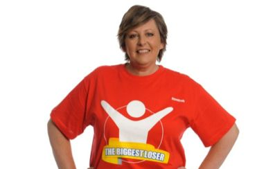 Lisa Ritherdon was eliminated from The Biggest Loser tonight.