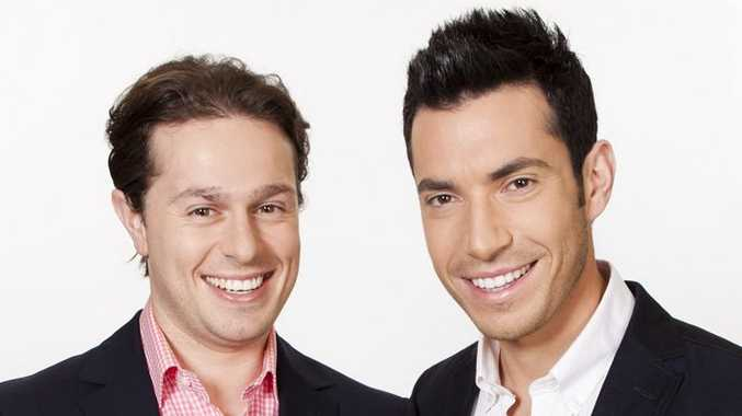 Nic and Rocco are through to tomorrow's My Kitchen Rules grand final.