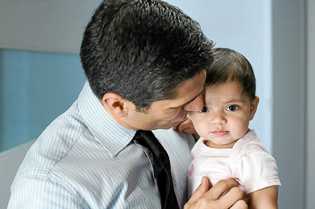Fathers separated from their family are being prevented by the mother from seeing their children despite court orders saying it must happen.