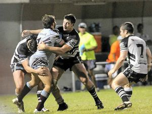 Capras outclassed by Magpies