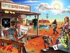 Game celebrates Australian film