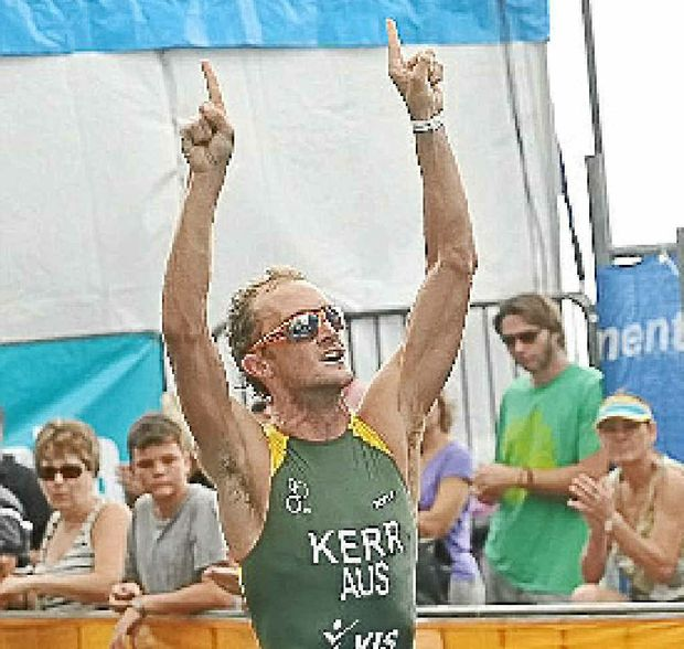 Peter Kerr wins.
