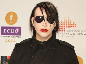 Marilyn Manson dating Lana Del Rey?