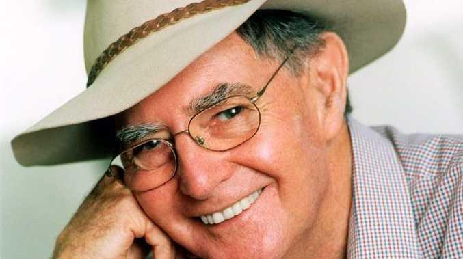Queensland gardening guru Colin Campbell.