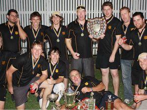 Harlequins win cricket final