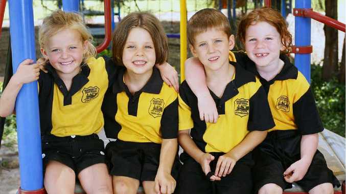 Grandchester State School prep students are among thousands featuring in the Making the Grade lift-out tomorrow.