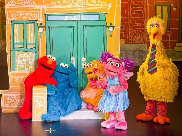 Sesame Street celebrates 45 years.