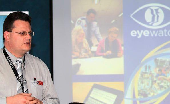 Chief Inspector Josh Maxwell speaks about Eyewatch.